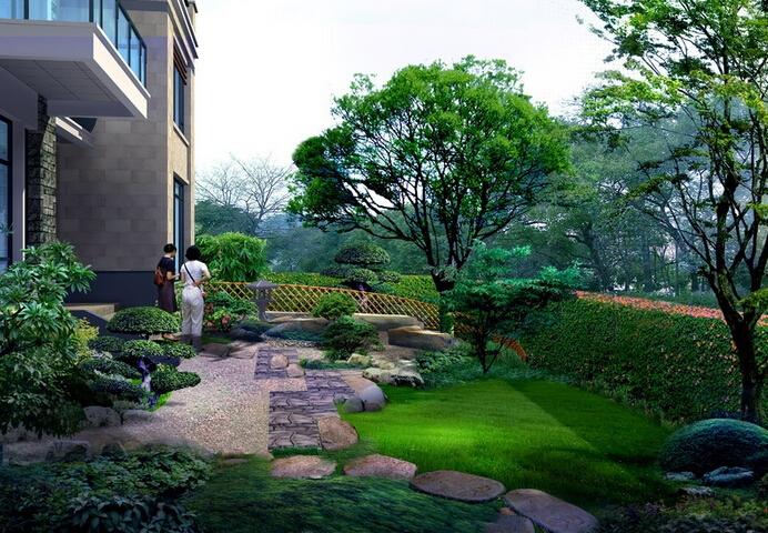 1、别墅庭院规划当中的个性 别墅庭院的规划都会有一些不一样的表现方式,通常咱们都是依据房主的爱好喜爱以此来断定别墅的根本款式。别墅庭园的款式通常简单地分为规矩式的和天然式的两品种型,目前咱们从个性上来讲私家庭院可大致分为四大门户: 亚洲的中国式的,日本式的,