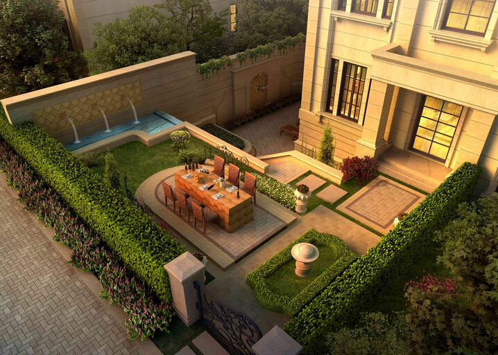 找别墅庭院设计人才_别墅庭院设计专业人才