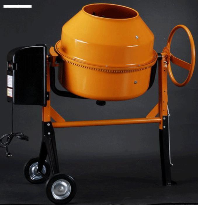 搅拌机设计案例